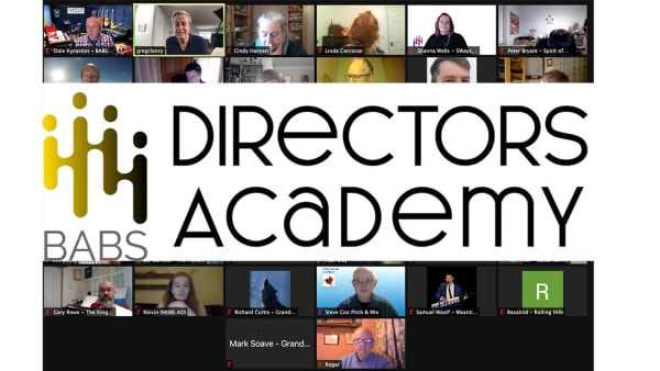 Director Academy Online 2021 Is A Success!