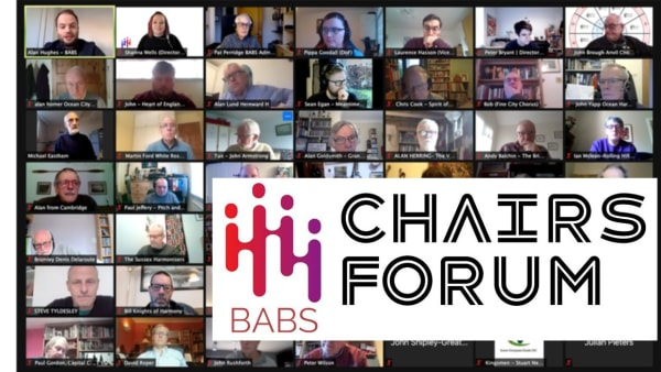 The First BABS Chairs Forum Takes Place!
