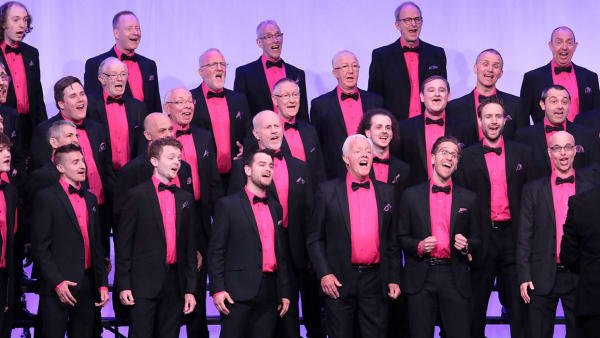 Meet The Champs - Hallmark of Harmony 2019 BABS Male Chorus Champions
