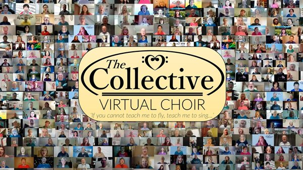 The Collective and The Collective Youth Chorus - DOUBLE Song Launch!